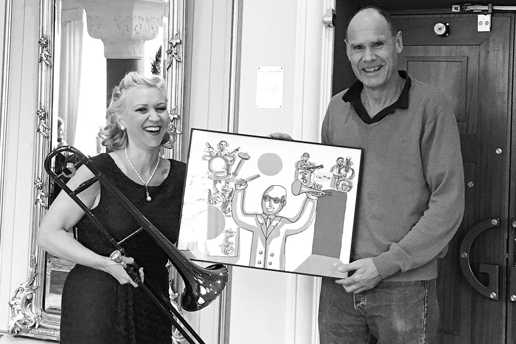 Gunhild Carling får årets Thore Ehrling-stipendium